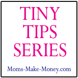 Moms Make Money - Blogging tips