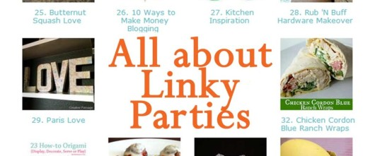 Moms Make Money - everything you always wanted to know about Linky Parties