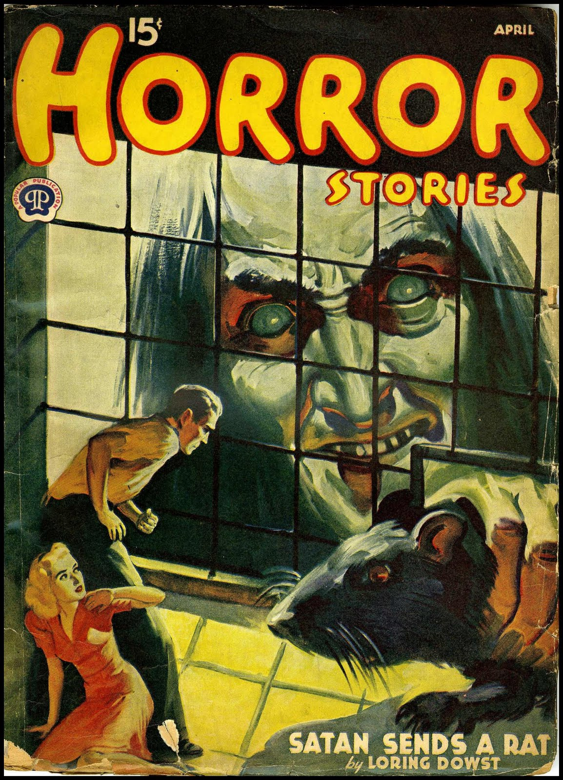 How do you write a horror story