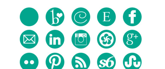 How to add social media buttons to your blog