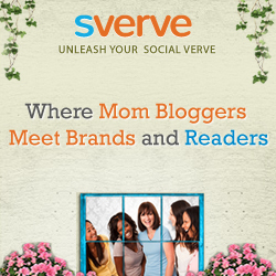 Sverve - blogging network. Sponsored posts and other blogger opportunities.