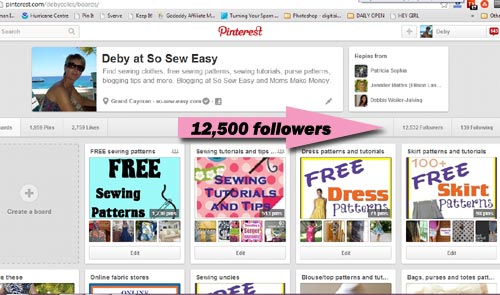 If you want your blog traffic to soar from Pinterest, CLICK HERE to find out how. From Moms Make Money
