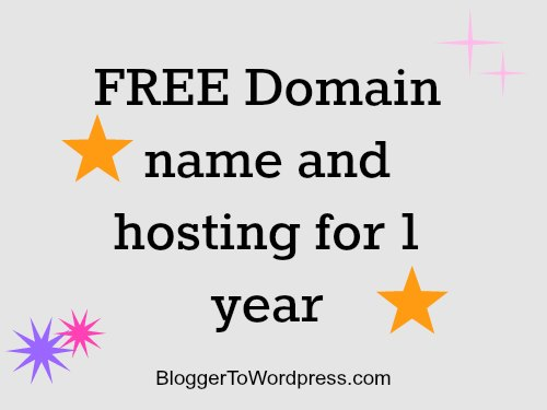 AMAZING OFFER. Get a domain name, 12 months of hosting and 1 new WordPress site set up for you, for absolutely FREE. New offer from Moms Make Money.