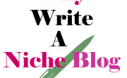 The Pros and Cons of Niche Blogging. Should you specialise or be more general in your blogging.