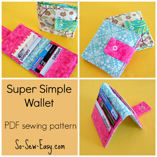 Super Simple Wallet