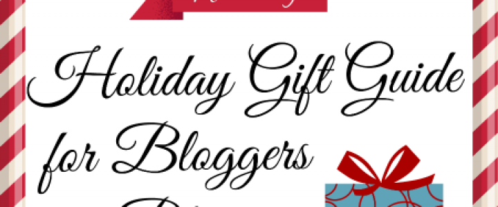 Holiday gift guide for blogs and bloggers. Part 1 - books and magazines