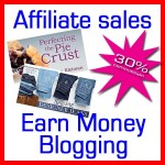 Become a Craftsy affiliate and earn 30% commission.