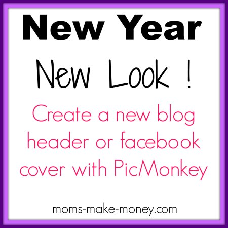 Loved this video. How to make a Facebook cover or a blog header image using PicMonkey. Looks easy!