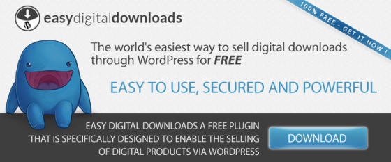 How to easily sell digital products on your blog. Great to e-books, graphics, photos, downloads etc