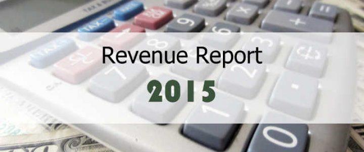 Revenue Report 2015